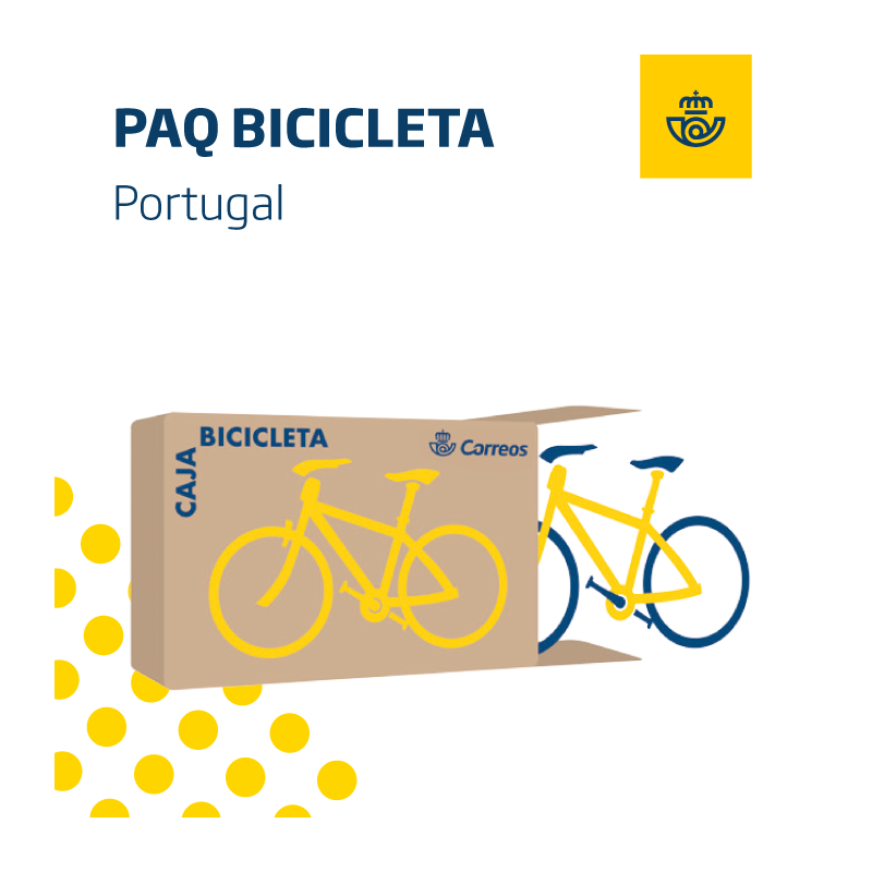 PAQ Bicicleta PORTUGAL -...