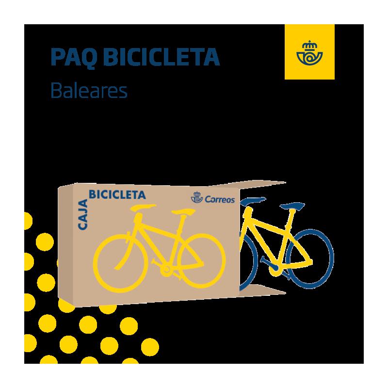 PAQ Bicicleta 72 BALEARES -...
