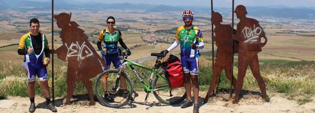 Alquiler bicicleta cicloturismo